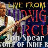 LIVE from the Midnight Circus Featuring Jon Spears Band