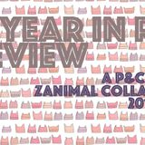 Year in Review 2017: Best Of... a collaboration with Zanimal
