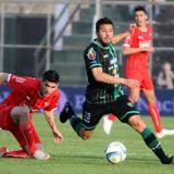 el futbolista Sebastian Navarro y su gran año en San Martín de San Juan