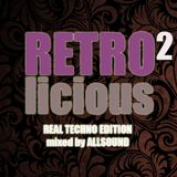 RETROlicious 2 - Real Techno Edition