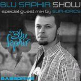 BLU SAPHIR SHOW /W JAY ROME & SPECIAL GUEST EUPHORICS (FEBRUARY 2015)