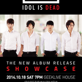 LABEL 라벨 live at Geek Live House 20141018