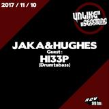 Unlike Sessions - 2017-11-10 - Jaka / Hughes / Guest : Hi33p