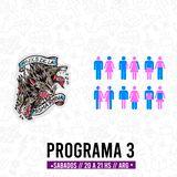 Programa #3 // Violencia de genero