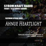 FEARLESS Radio Show Episode42 by Ahnue Heartlight & Luna S