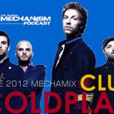 CLUB COLDPLAY - THE 2012 MECHAMIX