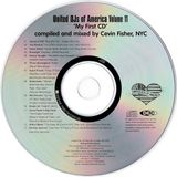 Cevin Fisher – United DJs Of America Volume 11 'My First CD' [1999]