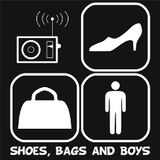 Ariane Blank - Shoes, Bags and Boys Radio Show 001 - Pure.FM