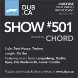 DUB:fuse Show #501 (April 29, 2013)