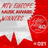 """The Hits Hot 40"" The No1 Countdown - MTV Europe Music Award Winners"