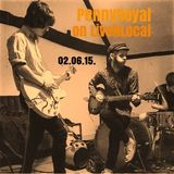 PennyRoyal on LiveNLocal. 02.06.15.