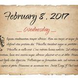 Feb 8, 2017
