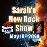 The New Rock Show with Sarah Harvey on Hastings Rock - 18/05/2020