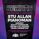 Carl Pianoman DJ SET at Back By Dope Demand (HQ Blackpool) 9th Feb 2019