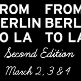 Your Mom's on the Radio special From Berlin to LA, Second Edition