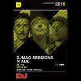 Move D, Tom Trago & Butch - Live @ DJ Mag x ADE [20.10.2016]
