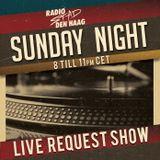 Radio Stad Den Haag Sundaynight Live - December 10, 2017.