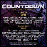 Steve Aoki - Live @ Countdown NYE (San Bernardino) - 30.12.2016