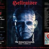 DJ Buzz Fuzz & High Energy @ Hellraiser - The Immortal Cosmos (27-02-1993) (Tape Side A)