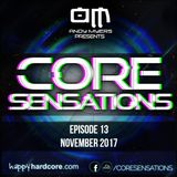Core Sensations Episode 13 - November 2017