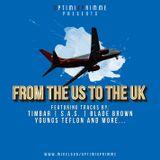 FROM THE U.S. TO THE U.K.:S.A.S. Blade Brown. Timbar, Youngs Teflon