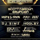 DJ Simz - Eruptions Big Birthday Bash