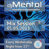 Dj Mentol @ Dj Radio - Mix Session (01.05.2013)