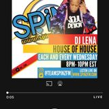 House of House on SPINZFM 1/3/18