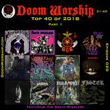 Doom Worship e020 - Top 40 of 2018 - Part 1