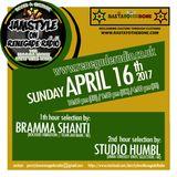 Jamstyle On Renegade Radio Bramma & Studio Humbl - 16 April 2017