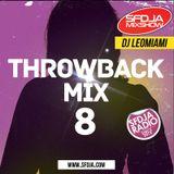 Throwback Mix 8 - djleomiami