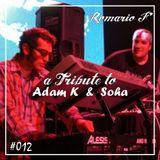[SET] DRF Podcast #012 - Adam K & Soha (Tribute Mix)