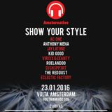 Eclectic Factory - Show Your Style #1 promomix #1
