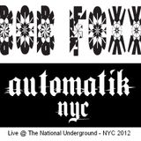 Bob Foxx - Live @ Automatik [NYC 2012] dnb set