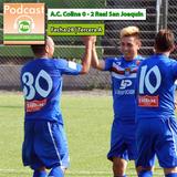 Pasión de Hincha FM - Tercera A  Fecha 28 : AC Colina vs Real San Joaquín