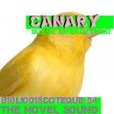 Bibliodiscoteque ep 54 Canary on the Drug Squad