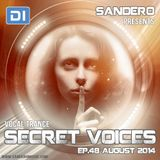 Secret Voices 48 (August 2014) [Vocal Trance]