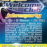 'Welcome To The Club Jahresparty 2011