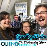 The Groundlings Theatre team join Oli Ing on #ExpressMidmornings (26.08.15)