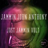 DJ  JAMMIN'  JOHN  ANTHONY  JUS JAMMIN'  VOL.1