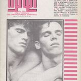 25/2/2018 - Το ομοφυλόφιλο κίνημα στην Ελλάδα της Μεταπολίτευσης