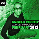 ANGELO POSITO - Dark Dirty Underground (FEB 2013)