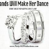 THE BLEND KING DJ I AM PRESENTS: BANDS WILL MAKE HER DANCE - VALENTINES WEEKEND 2016 - K-100 RADIO