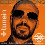 Deep Sessions 007 with guest Jon Sweetname (Barcelona, ES) - LDN FM
