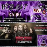WCR247 9 ELECTRIC Interview with Ron Underwood on The Metal Angel Rockshow