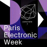Skeptik @ Concrete, Paris  27.9.2018.