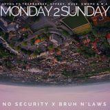 Spyda - Monday - Sunday Ft TrapRapSaff, OffKey, Yung Nuse, TiO & M.A (NSR) Prod Bruh N'Law