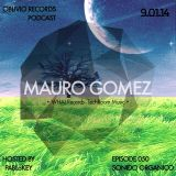 Oblivio Records Podcast | Sonido Organico 50 ft. Mauro Gomez (Wha!) | hosted by PABLoKEY 9.01.14