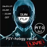 Sunfly - Psy-hology vol 26