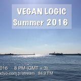 VEGAN LOGIC - SUMMER 2016 - 1.6.2016